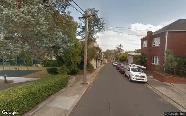 parking on Gordon St in Randwick NSW 2031