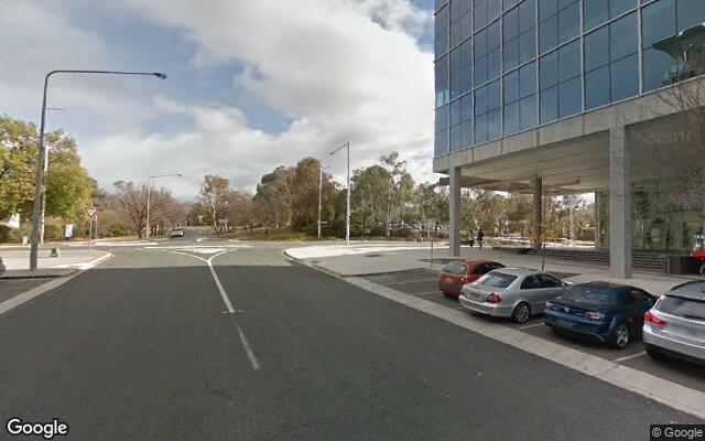 parking on Gordon Street in City Australian Capital Territory