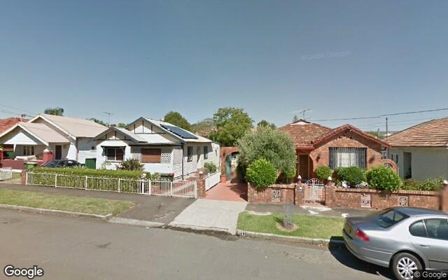 parking on Gore Street in Parramatta NSW