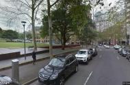 parking on Goulburn Street in Surry Hills