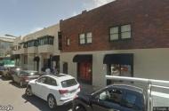 parking on Gould Street in Bondi Beach NSW