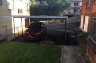 parking on Great Western Highway in Parramatta NSW