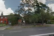 parking on Greenwich Road in Greenwich NSW