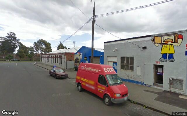 parking on Haines Street in North Melbourne