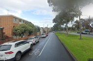 parking on Haines Street in North Melbourne Victoria