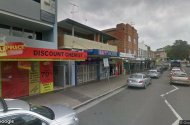 parking on Hall Street in Bondi Beach NSW