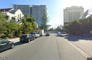 parking on Hamilton Avenue in Surfers Paradise