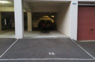 parking on Harriette Street in Neutral Bay