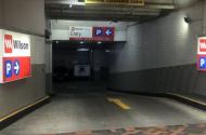 parking on Harrington Street in The Rocks NSW