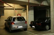 parking on Hassall St in Parramatta