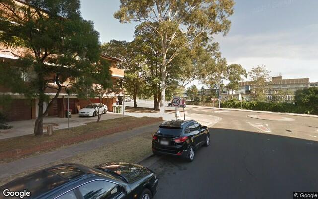 parking on Hawkesbury Road in Westmead NSW