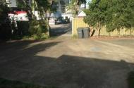 parking on Hawthorne St in Woolloongabba