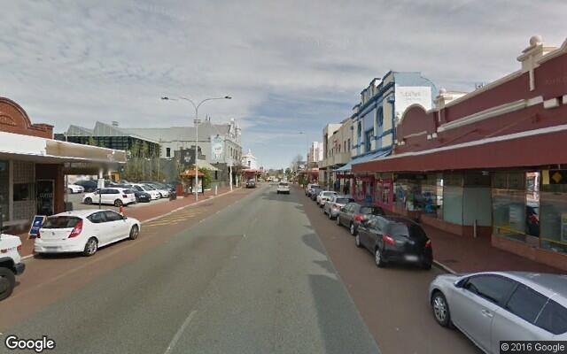 parking on Hay Street in Subiaco