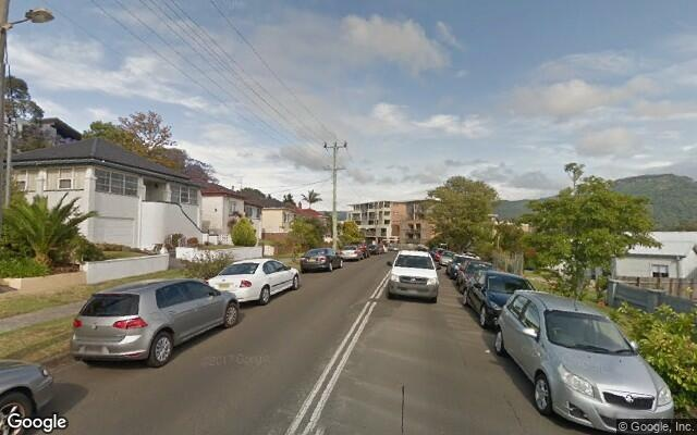 parking on Hercules St in Wollongong NSW 2500