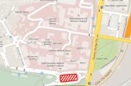 parking on Herston Road in Herston