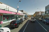 parking on High Street in Penrith NSW