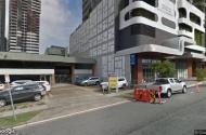 parking on Hope St in South Brisbane