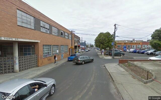 parking on Breese Street in Brunswick VIC