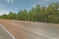 Outdoor parking near Darwin