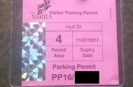 parking on Hull Street in Richmond