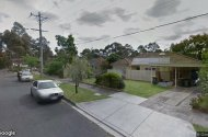parking on Inverness Avenue in Burwood