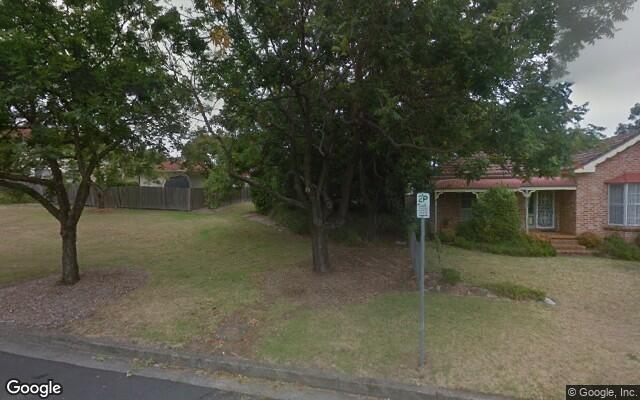 parking on Irving Street in Parramatta NSW
