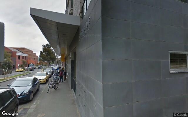 parking on Jeffcott Street in West Melbourne VIC