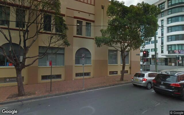 parking on Jones Street in Ultimo NSW