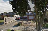 parking on Jordan Grove in Glen Waverley