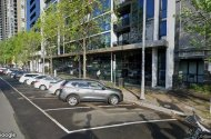 parking on Kavanagh Street in Southbank Victoria