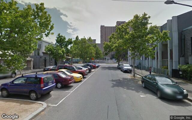 parking on Kay Street in Carlton VIC