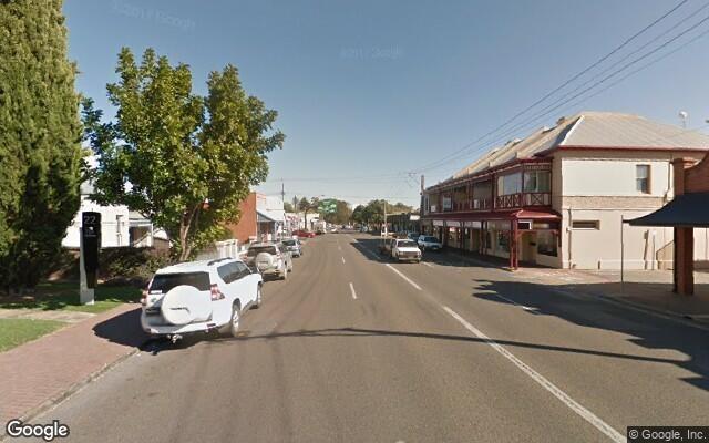 parking on Kensington Rd in Norwood SA 5067