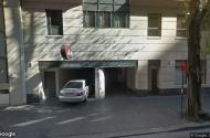 parking on Kent Street in Sydney