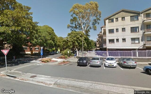 parking on King Edward Street in Rockdale