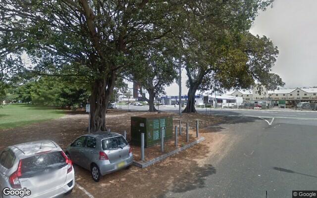 parking on King Street in Newcastle West