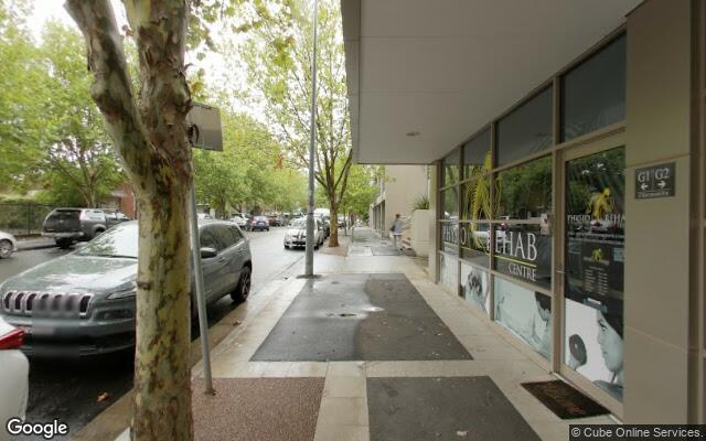 parking on Kitchener Parade in Bankstown NSW 2200