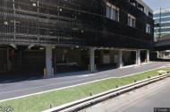 parking on La Trobe St in Docklands