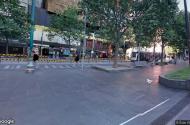 parking on La Trobe Street in Melbourne VIC