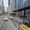 Melbourne CBD on La trobest  between Swanston st and Elizabeth st. Secure 24h security secure.