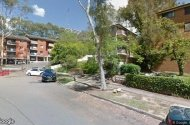 parking on Lachlan Ave in Macquarie Park NSW 2113