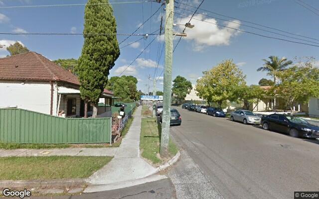 parking on Lansdowne St in Parramatta