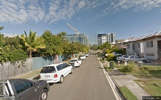 parking on Latham Street in Chermside QLD