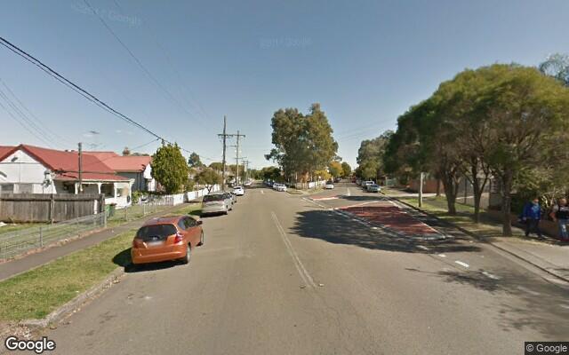 parking on Lennox Street in Parramatta