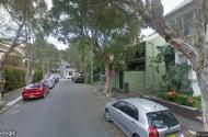 parking on Linthorpe Street in Newtown NSW