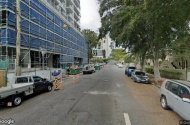 parking on Linton Street in Kangaroo Point Queensland