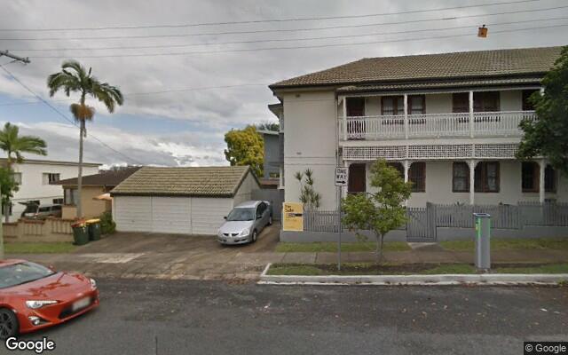 parking on Lisburn Street in East Brisbane