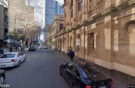 parking on Little Bourke Street in Melbourne Victoria