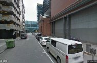 parking on Little Bourke Street in Melbourne