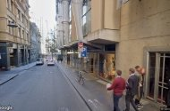 parking on Little Collins Street in Melbourne Victoria