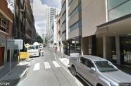 parking on Little Lonsdale Street in Melbourne VIC